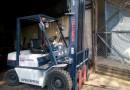 Hướng dẫn bảo trì xe nâng dầu