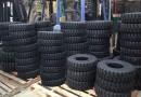Vỏ lốp xe nâng chính hãng Tại TPHCM